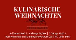 Weihnachtesflyer Meyers Keller Jockl Kaiser Nördlingen