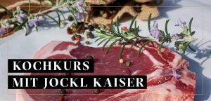 Kochkurs Kalbfleisch Jockl Kaiser Meyers Keller