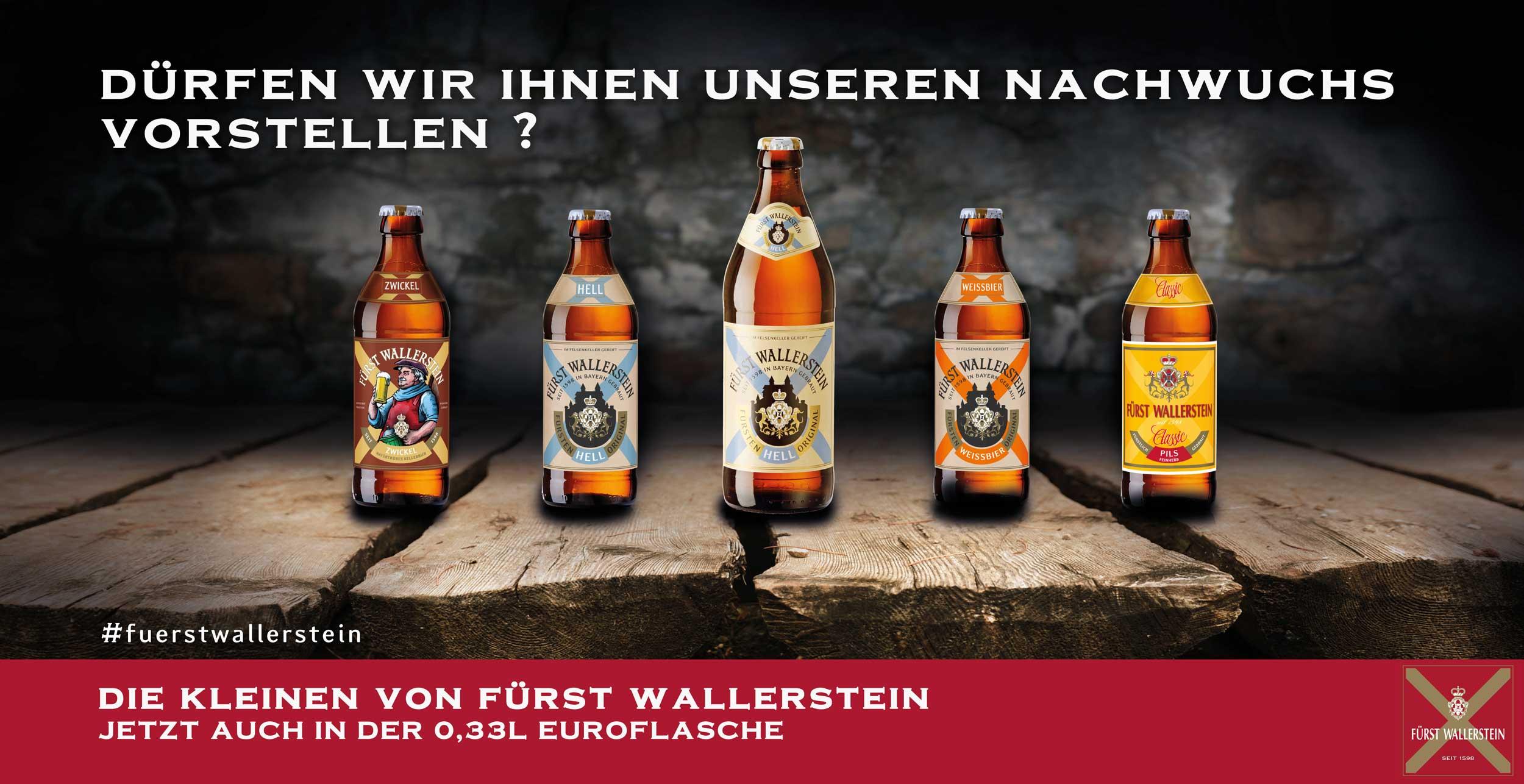 Baby Beers Fürst Wallerstein Jockl Kaiser