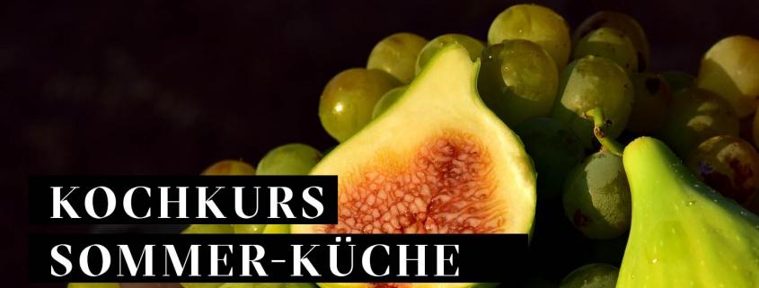 Kochkurs mit Jockl Kaiser Bild Sommerküche