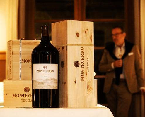 Flaschen Monteverro Weingut