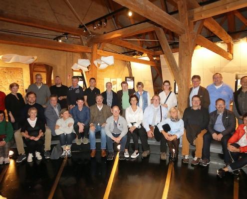 Gruppenfoto JRE Membres