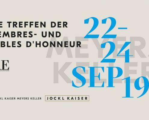 Einladung zur JRE Tagung