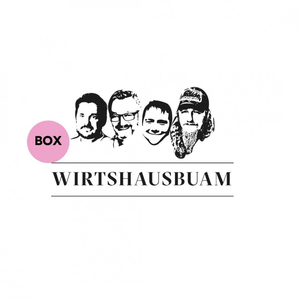 Die Wirtshausbuam-Box zu Pfingsten: mit Jockl Kaiser, Alex Huber, Anton Schmaus & Lucki Maurer!