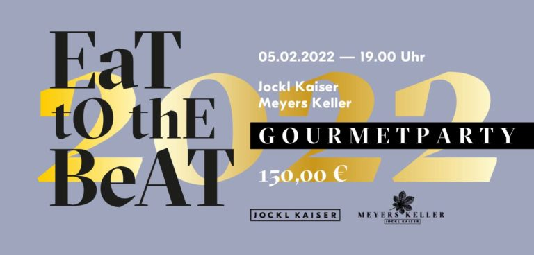 5. Februar 2022: eat to the beat 2022