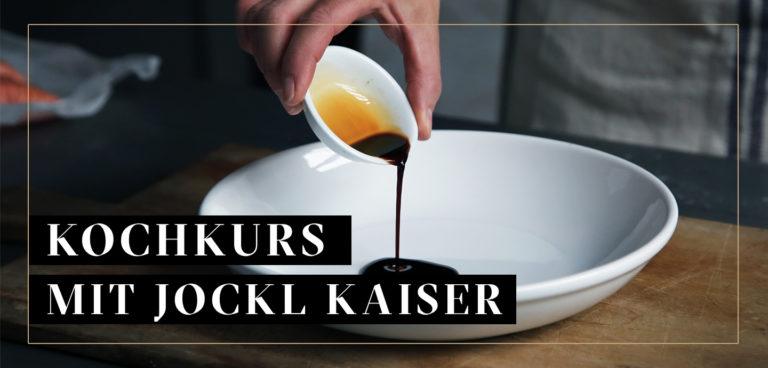 16. Oktober: Kochkurs Suppen, Saucen & Fonds