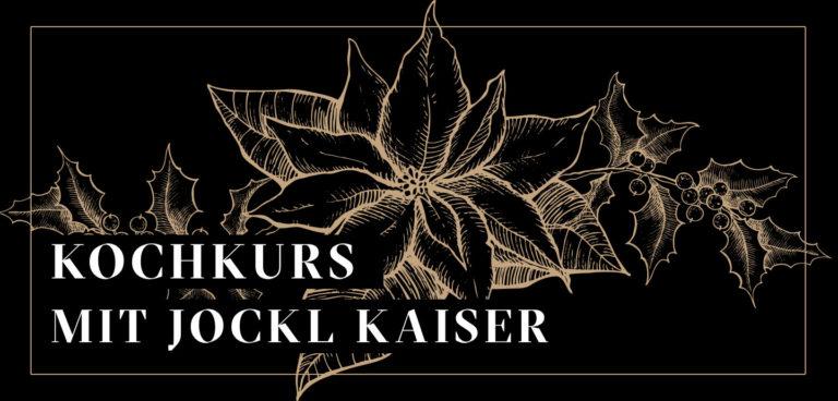 "14. November: Kochkurs ""Weihnachtsküche"""
