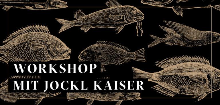 30. September: Workshop Fisch for Friends